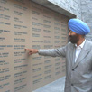 The Wall Of Truth: November 1984 New Delhi Sikh Genocide Memorial